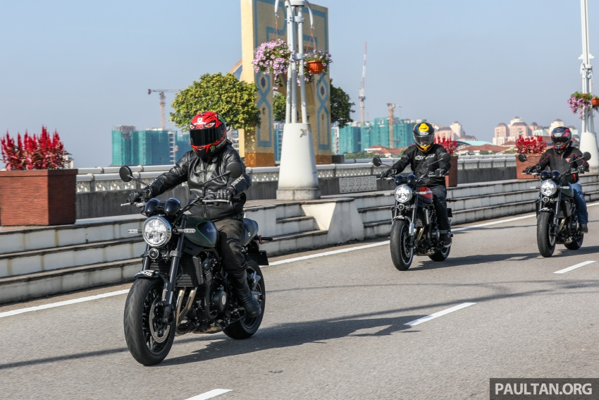 FIRST LOOK: 2018 Kawasaki Z900RS – from RM67,900 Image #789924
