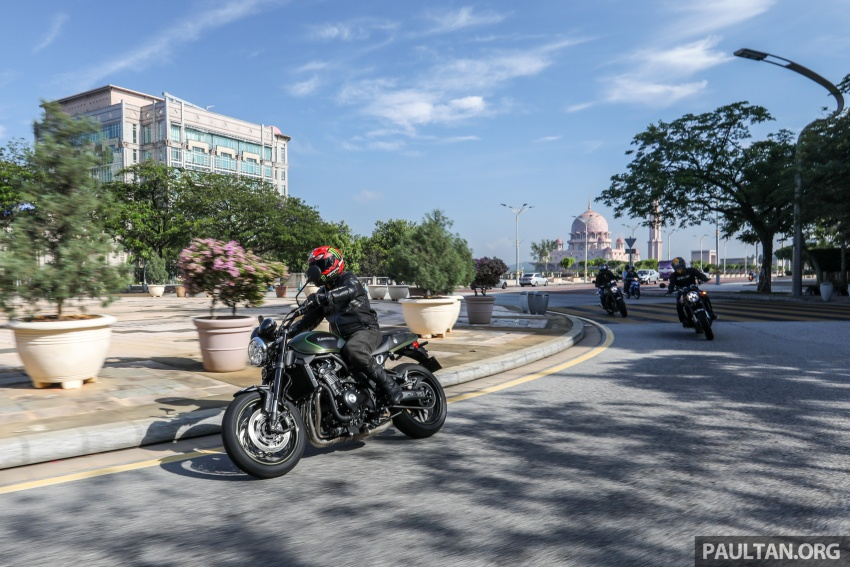 FIRST LOOK: 2018 Kawasaki Z900RS – from RM67,900 Image #789926