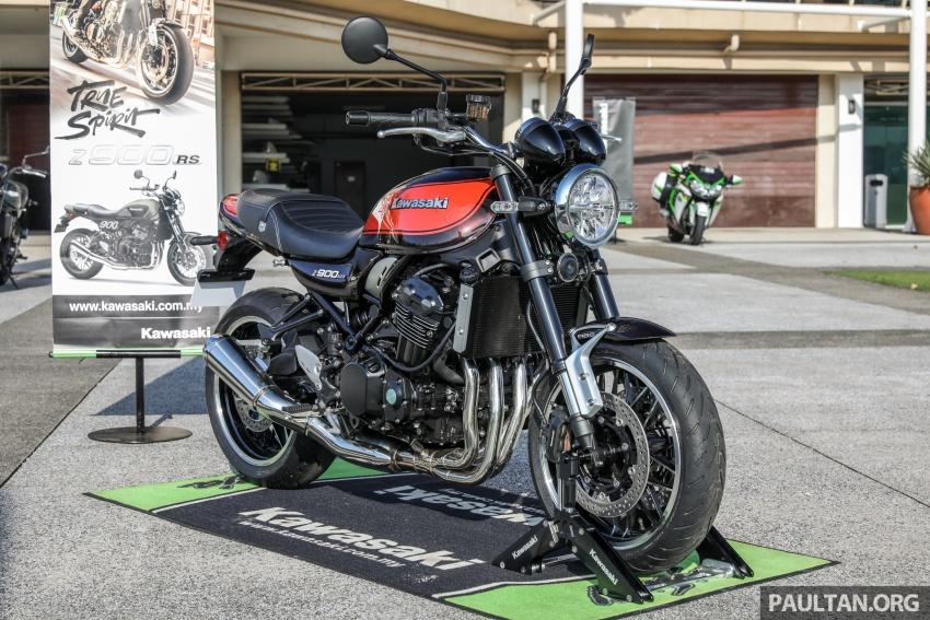PANDANGAN AWAL: Kawasaki Z900RS – rupa sahaja klasik, tapi kualiti tunggangan dan kelengkapan moden Image #790596