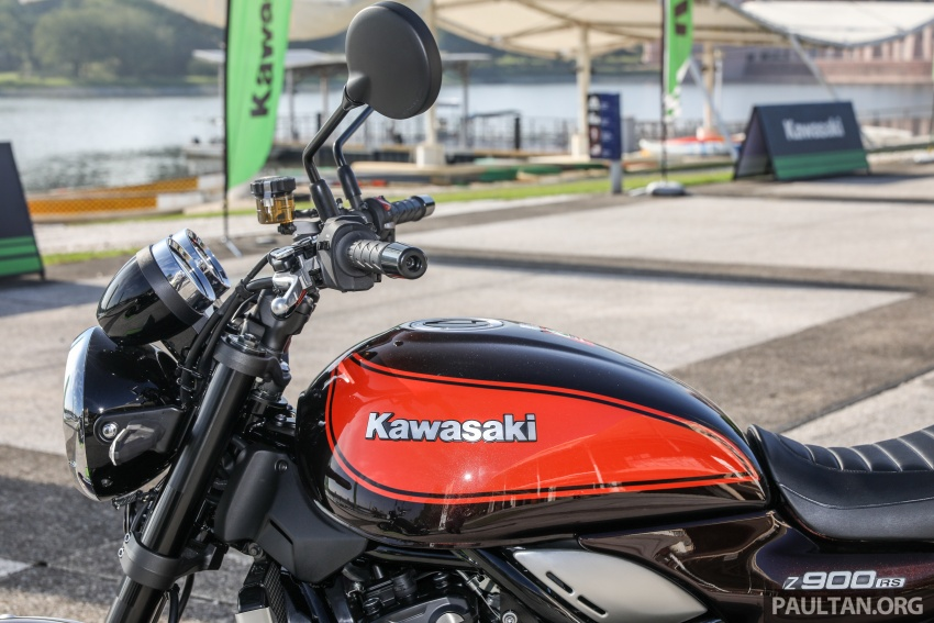 FIRST LOOK: 2018 Kawasaki Z900RS – from RM67,900 Image #789951