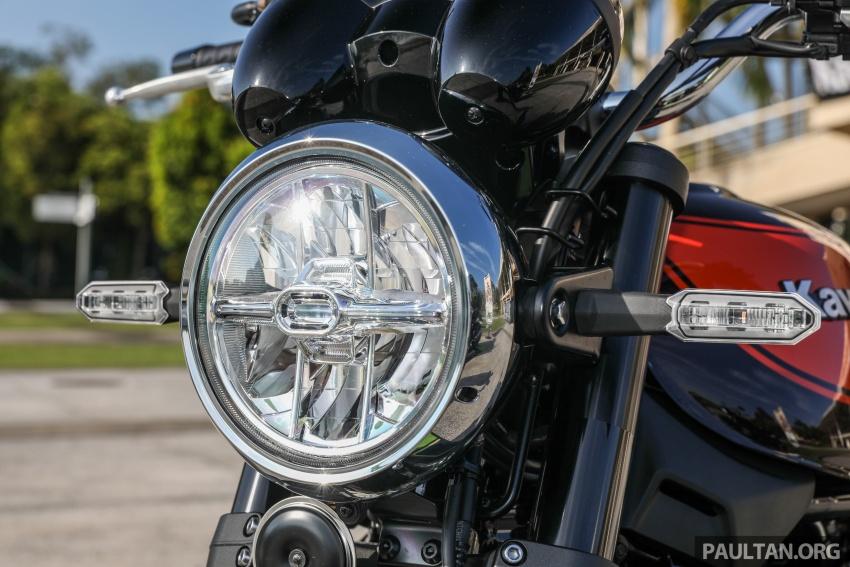 PANDANGAN AWAL: Kawasaki Z900RS – rupa sahaja klasik, tapi kualiti tunggangan dan kelengkapan moden Image #790611