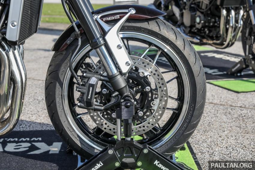 PANDANGAN AWAL: Kawasaki Z900RS – rupa sahaja klasik, tapi kualiti tunggangan dan kelengkapan moden Image #790613