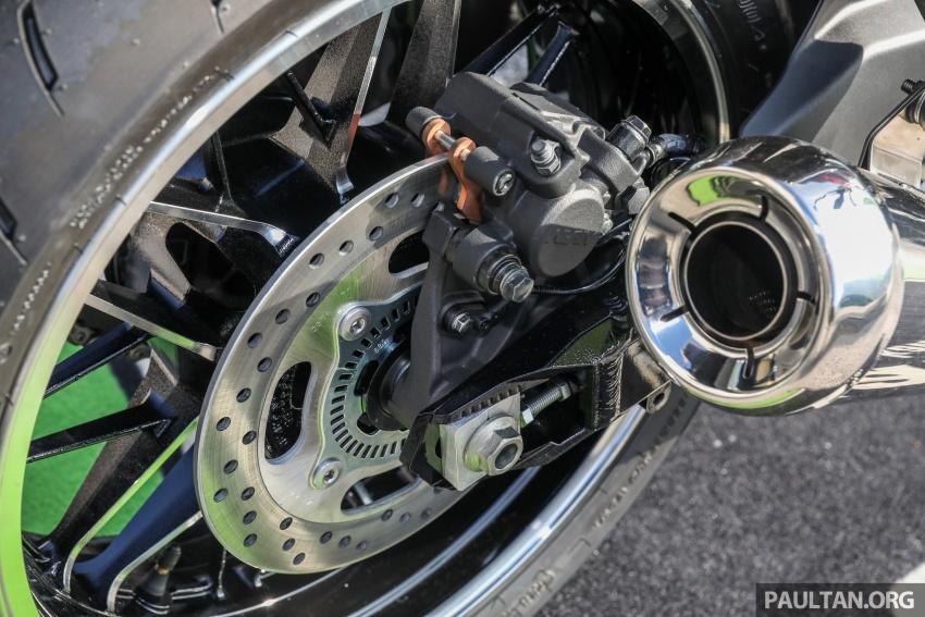 PANDANGAN AWAL: Kawasaki Z900RS – rupa sahaja klasik, tapi kualiti tunggangan dan kelengkapan moden Image #790617