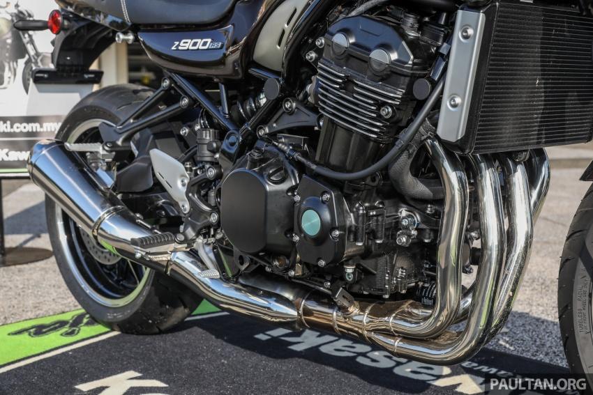 PANDANGAN AWAL: Kawasaki Z900RS – rupa sahaja klasik, tapi kualiti tunggangan dan kelengkapan moden Image #790620