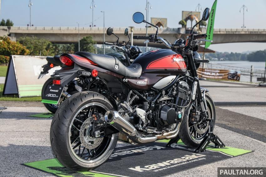 PANDANGAN AWAL: Kawasaki Z900RS – rupa sahaja klasik, tapi kualiti tunggangan dan kelengkapan moden Image #790598