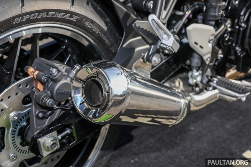 FIRST LOOK: 2018 Kawasaki Z900RS – from RM67,900 Image #789973