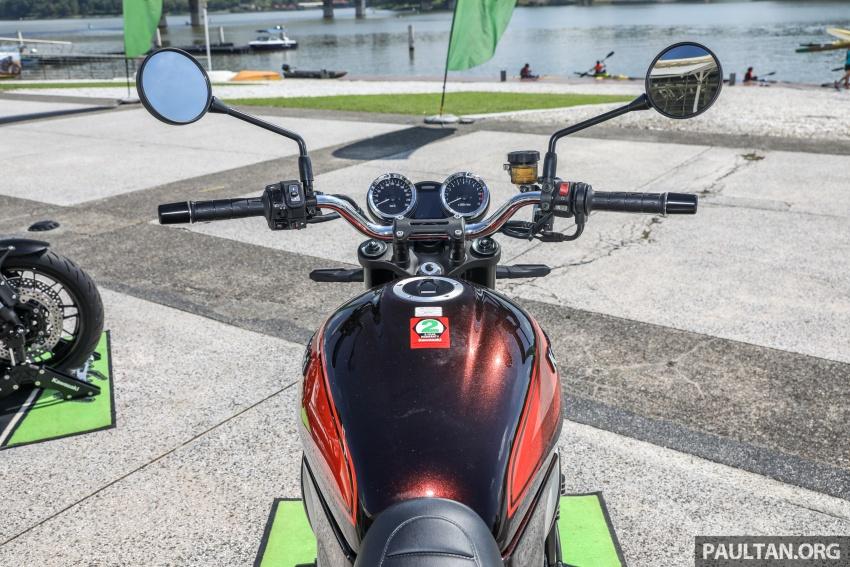 PANDANGAN AWAL: Kawasaki Z900RS – rupa sahaja klasik, tapi kualiti tunggangan dan kelengkapan moden Image #790631