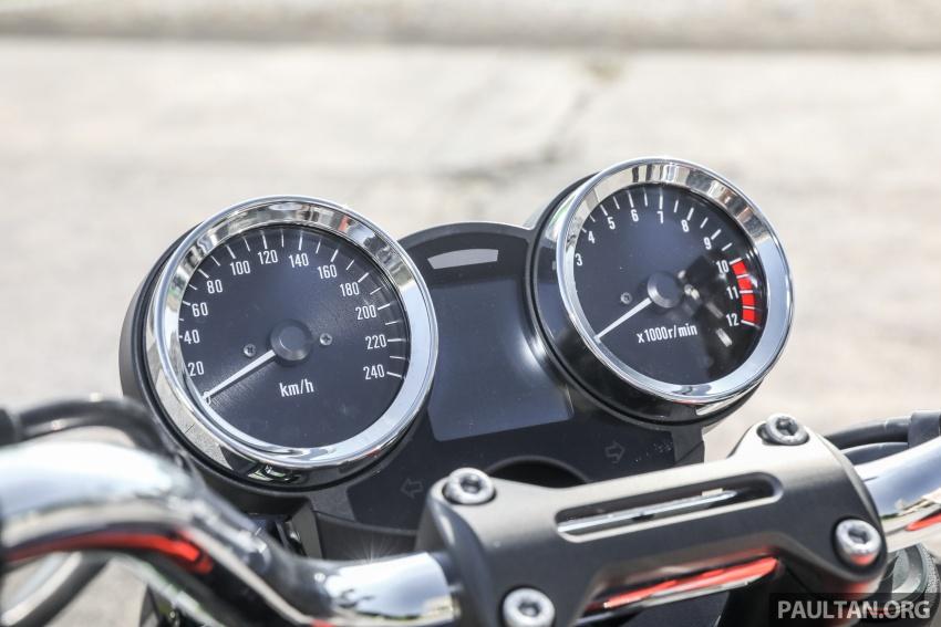 PANDANGAN AWAL: Kawasaki Z900RS – rupa sahaja klasik, tapi kualiti tunggangan dan kelengkapan moden Image #790633