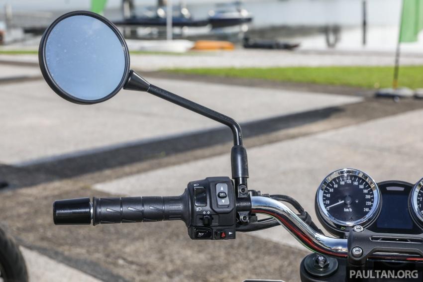 PANDANGAN AWAL: Kawasaki Z900RS – rupa sahaja klasik, tapi kualiti tunggangan dan kelengkapan moden Image #790634