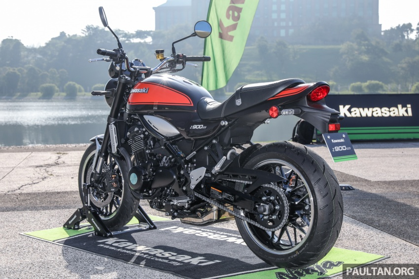 FIRST LOOK: 2018 Kawasaki Z900RS – from RM67,900 Image #789943
