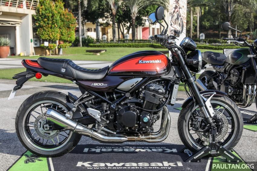 PANDANGAN AWAL: Kawasaki Z900RS – rupa sahaja klasik, tapi kualiti tunggangan dan kelengkapan moden Image #790600