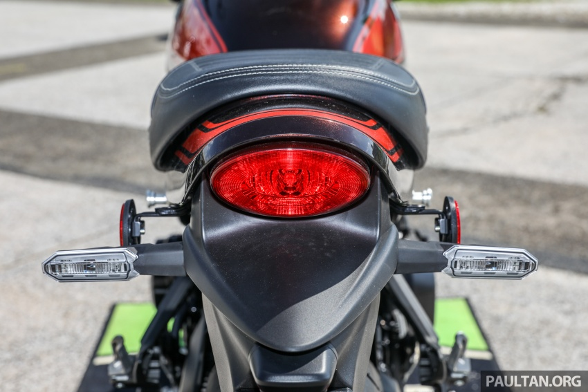 FIRST LOOK: 2018 Kawasaki Z900RS – from RM67,900 Image #789993