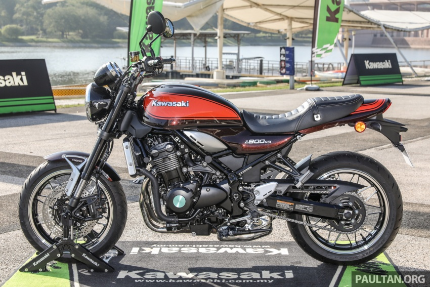 FIRST LOOK: 2018 Kawasaki Z900RS – from RM67,900 Image #789945