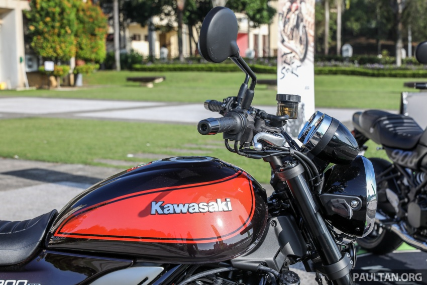 FIRST LOOK: 2018 Kawasaki Z900RS – from RM67,900 Image #789948