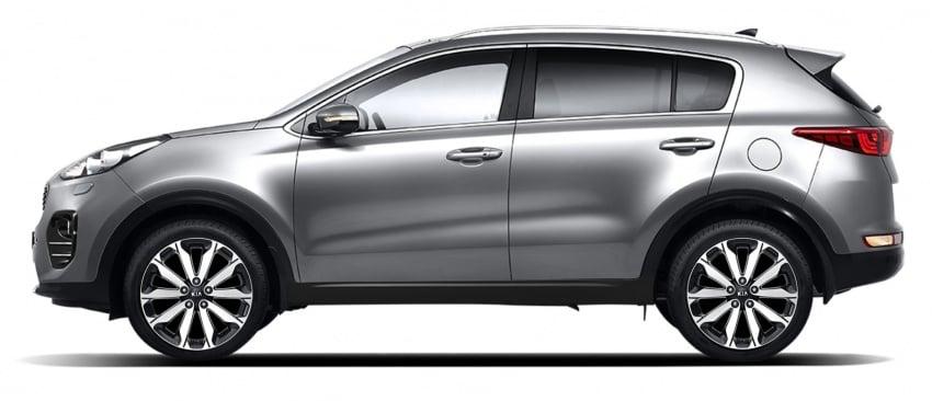 Kia Sportage 2.0L EX introduced in Malaysia – RM130k Image #789395