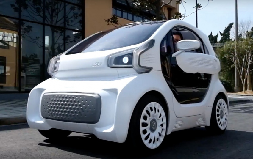 3D-printed electric car to go on sale by 2019 – report Image #795232