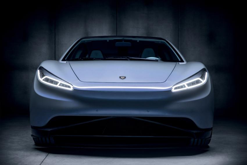LVCHI Auto Venere – sedan elektrik mewah dari China, 996 hp dan tork 1,540 Nm, 0-100 km/j hanya 2.5 saat Image #788861
