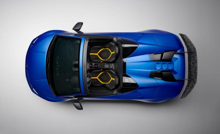 Lamborghini Huracan Performante Spyder revealed Image #787473