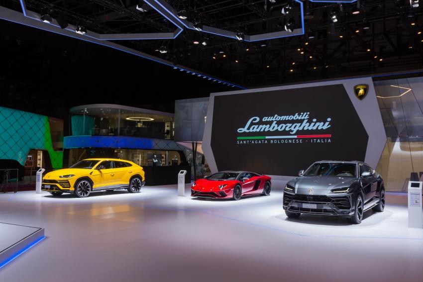 Lamborghini Huracan Performante Spyder revealed Image #787544