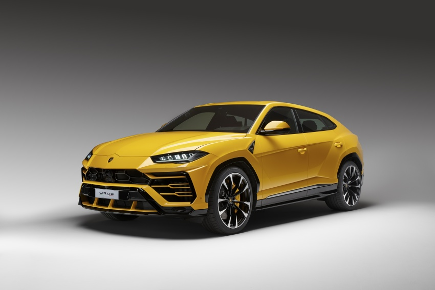 Lamborghini Urus launched in Malaysia, estimated RM1 million – 650 PS SUV, 0-100 km/h in 3.6 seconds Image #790830