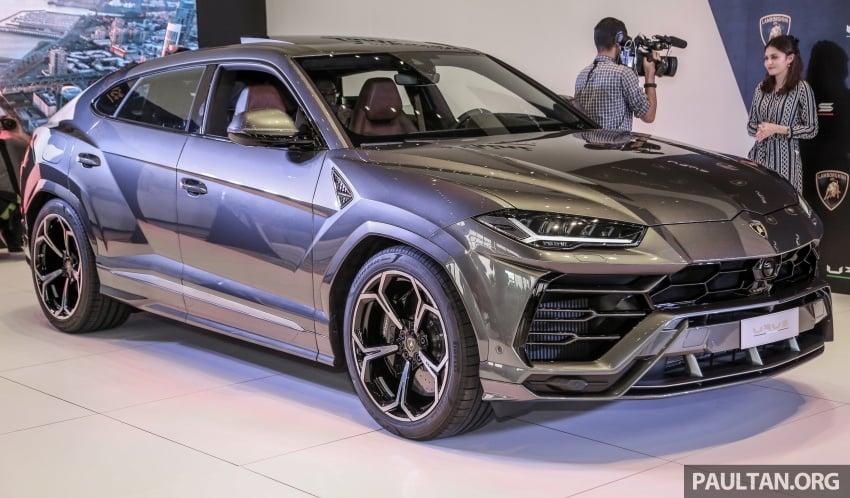 Lamborghini Urus launched in Malaysia, estimated RM1 million – 650 PS SUV, 0-100 km/h in 3.6 seconds Image #790950