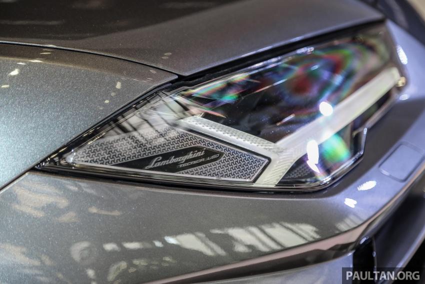Lamborghini Urus launched in Malaysia, estimated RM1 million – 650 PS SUV, 0-100 km/h in 3.6 seconds Image #790965