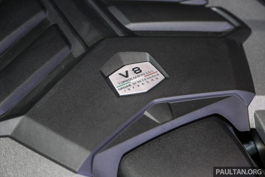 Lamborghini Urus diperkenal di M'sia – 650 PS/850 Nm Image #790983