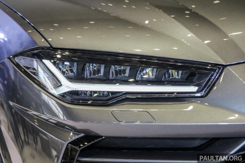 Lamborghini Urus diperkenal di M'sia – 650 PS/850 Nm Image #790942
