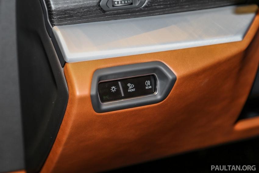 Lamborghini Urus launched in Malaysia, estimated RM1 million – 650 PS SUV, 0-100 km/h in 3.6 seconds Image #791020