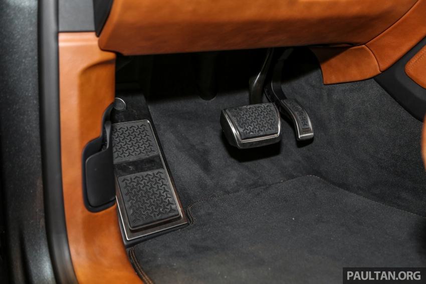 Lamborghini Urus diperkenal di M'sia – 650 PS/850 Nm Image #791024