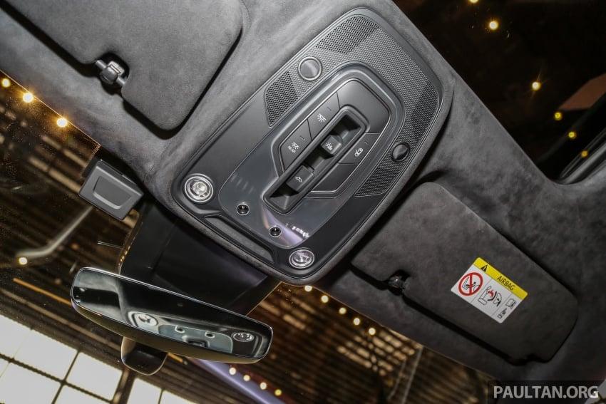 Lamborghini Urus launched in Malaysia, estimated RM1 million – 650 PS SUV, 0-100 km/h in 3.6 seconds Image #791023