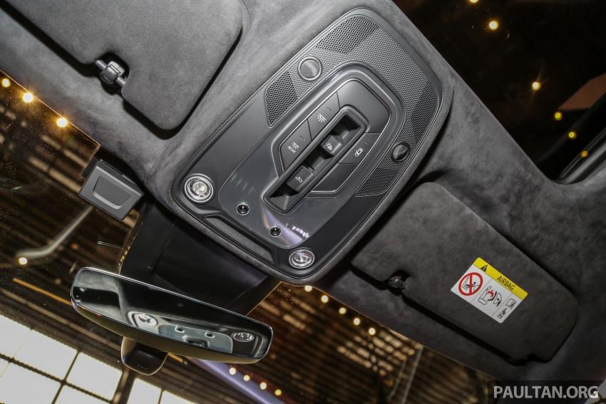 Lamborghini Urus diperkenal di M'sia – 650 PS/850 Nm Image #791029