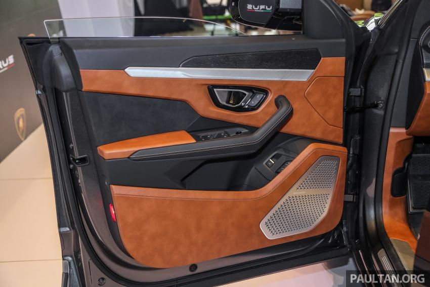 Lamborghini Urus launched in Malaysia, estimated RM1 million – 650 PS SUV, 0-100 km/h in 3.6 seconds Image #791025