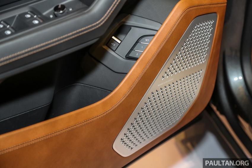 Lamborghini Urus launched in Malaysia, estimated RM1 million – 650 PS SUV, 0-100 km/h in 3.6 seconds Image #791028
