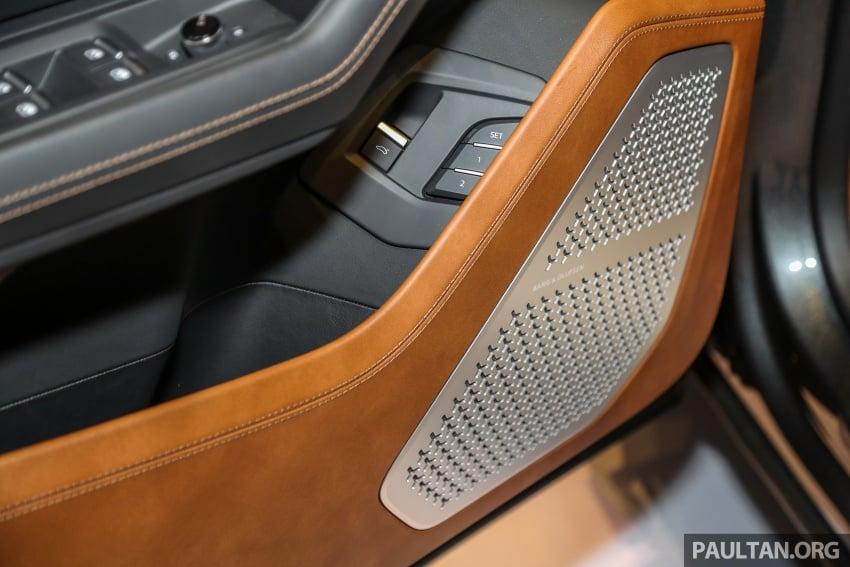 Lamborghini Urus diperkenal di M'sia – 650 PS/850 Nm Image #791036