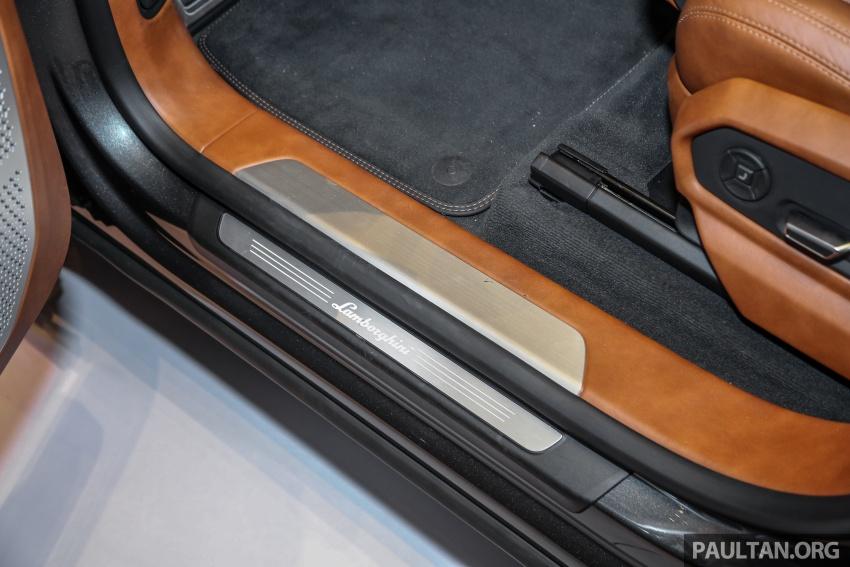 Lamborghini Urus launched in Malaysia, estimated RM1 million – 650 PS SUV, 0-100 km/h in 3.6 seconds Image #791030