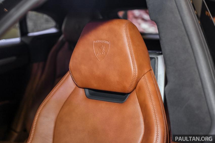 Lamborghini Urus launched in Malaysia, estimated RM1 million – 650 PS SUV, 0-100 km/h in 3.6 seconds Image #791037