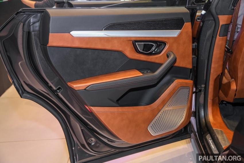 Lamborghini Urus launched in Malaysia, estimated RM1 million – 650 PS SUV, 0-100 km/h in 3.6 seconds Image #791039