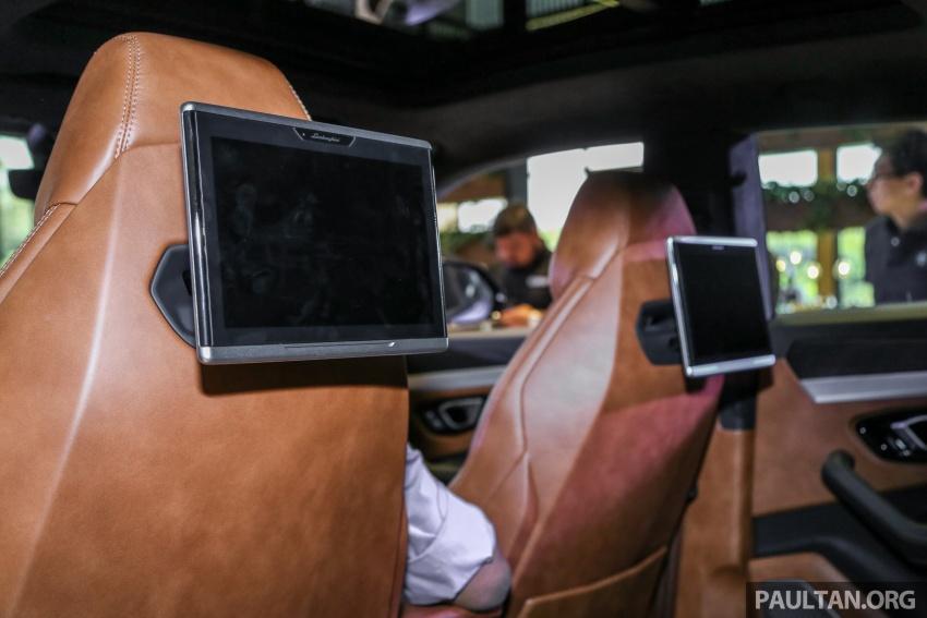 Lamborghini Urus launched in Malaysia, estimated RM1 million – 650 PS SUV, 0-100 km/h in 3.6 seconds Image #791044