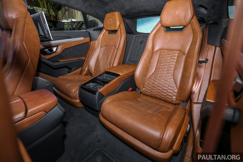 Lamborghini Urus launched in Malaysia, estimated RM1 million – 650 PS SUV, 0-100 km/h in 3.6 seconds Image #791051