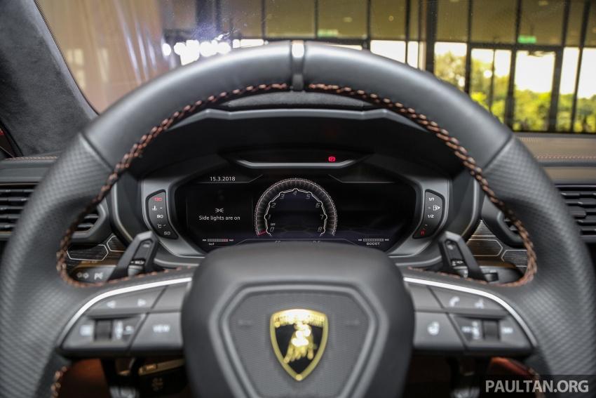 Lamborghini Urus launched in Malaysia, estimated RM1 million – 650 PS SUV, 0-100 km/h in 3.6 seconds Image #791013