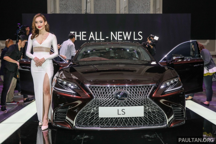 2018 Lexus LS launched in Malaysia – three LS 500 variants available, from RM799k to RM1.46 million Image #790881