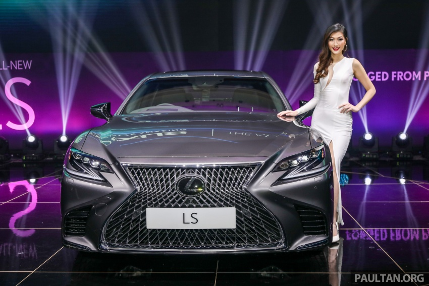2018 Lexus LS launched in Malaysia – three LS 500 variants available, from RM799k to RM1.46 million Image #790882