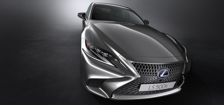 2018 Lexus LS launched in Malaysia – three LS 500 variants available, from RM799k to RM1.46 million Image #790860