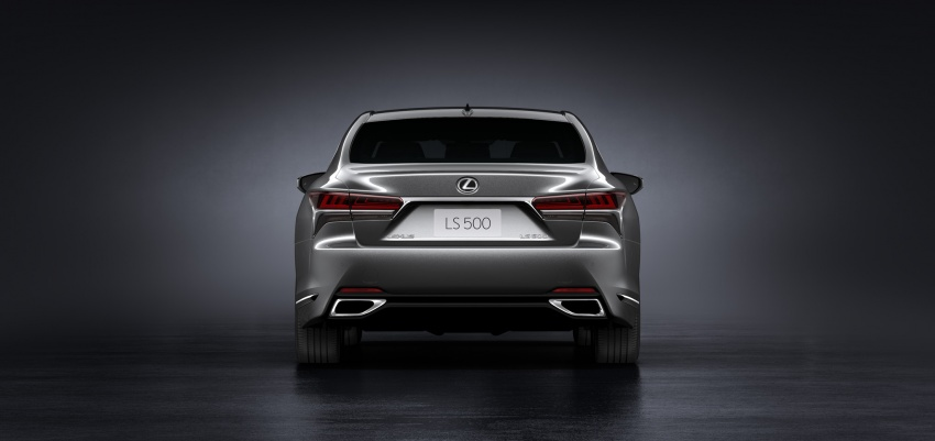 2018 Lexus LS launched in Malaysia – three LS 500 variants available, from RM799k to RM1.46 million Image #790861