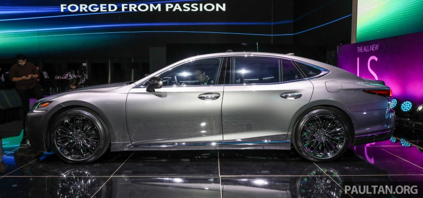 2018 Lexus LS launched in Malaysia – three LS 500 variants available, from RM799k to RM1.46 million Image #791331