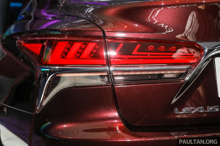 2018 Lexus LS launched in Malaysia – three LS 500 variants available, from RM799k to RM1.46 million Image #791267