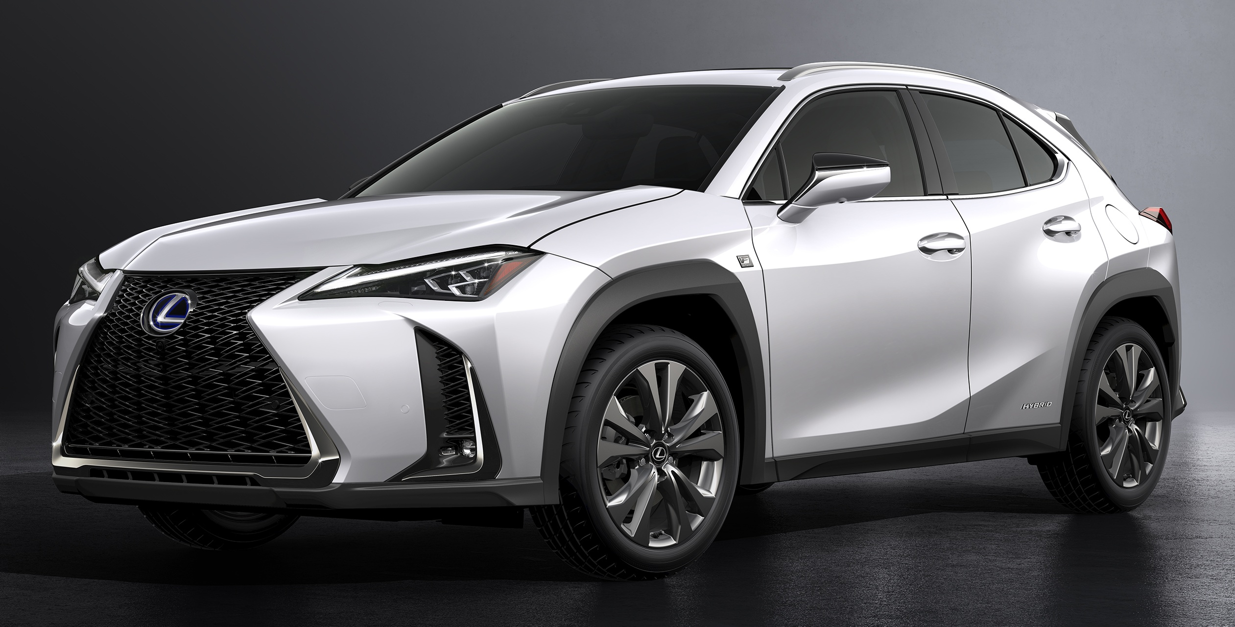 lexus ux crossover kompak baru yang terletak bawah nx pilihan dua enjin 2 0 na 168 hp atau. Black Bedroom Furniture Sets. Home Design Ideas