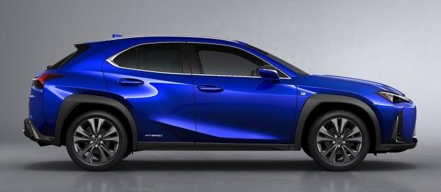 Lexus Hybrid Suv >> 2019 Lexus Ux Suv Slots Under Nx 2 0 Na Hybrid