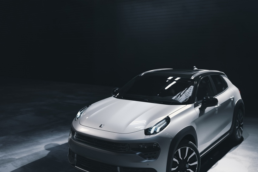Lynk & Co 02 officially debuts – first European sales site in Amsterdam, production to start in Ghent in 2019 Image #796722